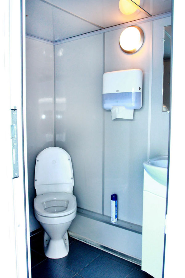 Теплоход Москва 212 туалет