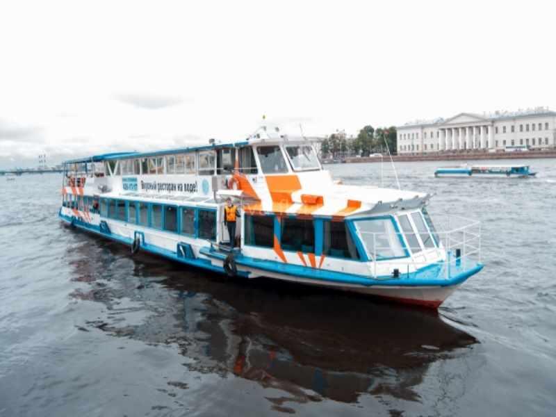 Теплоход Москва 194