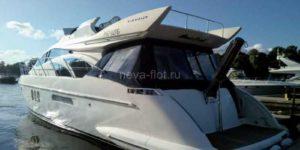 Яхта Azimyt 55 внешний вид