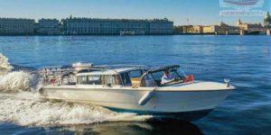 Скоростной катер Венеция