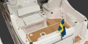 Яхта Bayliner 265 внешний вид