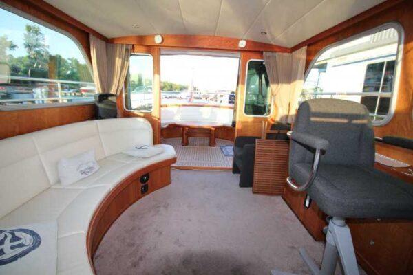 Яхта Pikmeer 44 салон