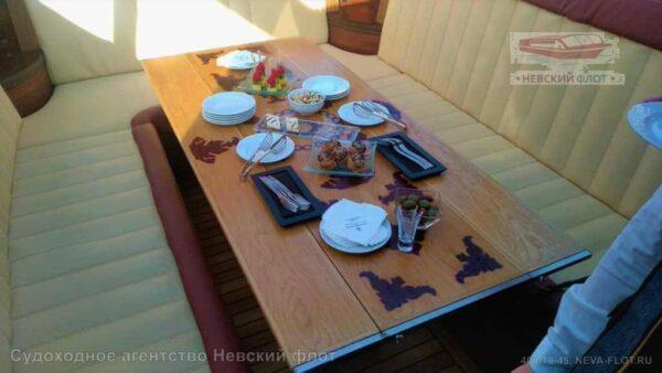катер Византия стол